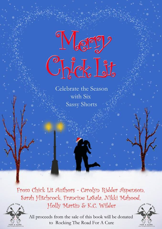 Merry Chick Lit Cover