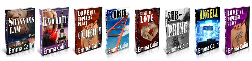 Emma Calin's books