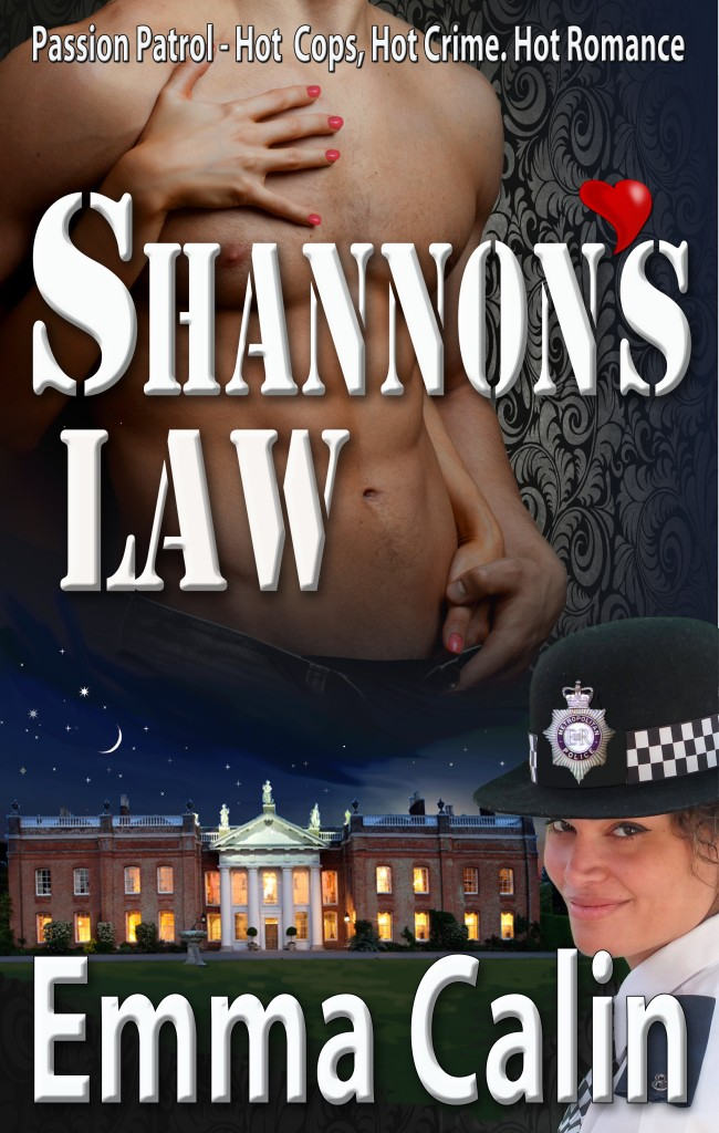 Shannon's Law cover