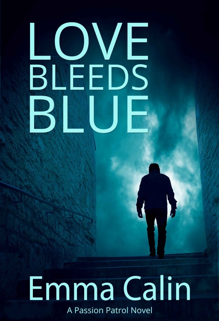 LOVE BLEEDS BLUE COVER